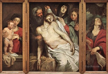 Lamentation of Christ Peter Paul Rubens Oil Paintings
