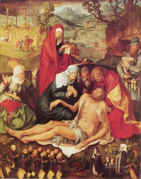 Lamentation of Christ Albrecht Durer Oil Paintings