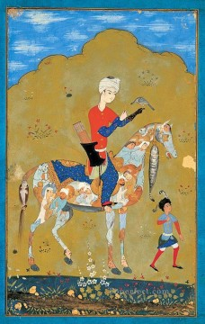 Artworks in 150 Subjects Painting - Islamic Miniature 21