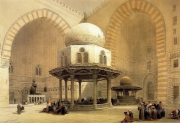 Islamic mosque Oil Paintings