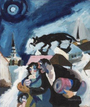 Jewish refuge and the Nazi regime Jewish Oil Paintings