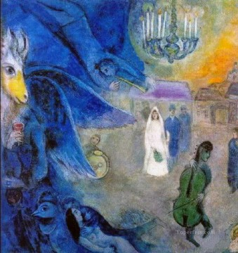 The Wedding Candles MC Jewish Oil Paintings