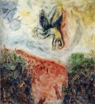 The Fall of Icarus MC Jewish Oil Paintings