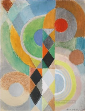 Russian Painting - abstract composition russian Russian