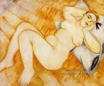 Russian Painting - venus 1912 1 Russian