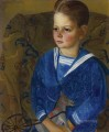 BOY IN A SAILOR SUIT Boris Dmitrievich Grigoriev
