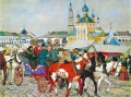 triple in uglich 1913 1 Konstantin Yuon Russian
