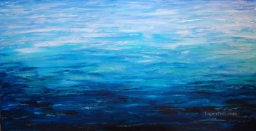 abstract seascape 050 Oil Paintings