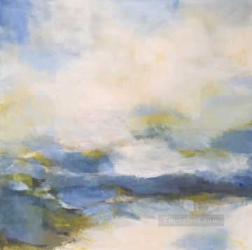 Seascape Painting - abstract seascape 037