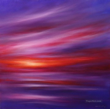 abstract seascape 038 Oil Paintings