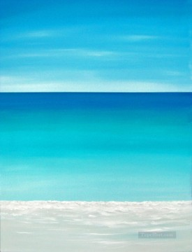 Seascape Painting - abstract seascape 054