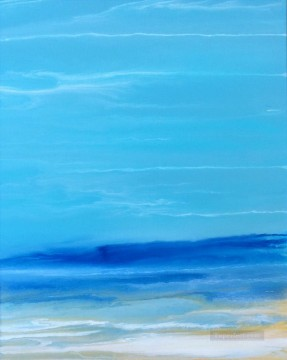 Seascape Painting - abstract seascape 079