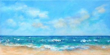 abstract seascape 092 Oil Paintings