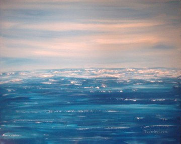 abstract seascape 098 Oil Paintings