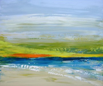 Seascape Painting - abstract seascape 100