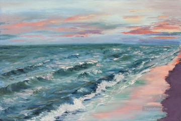 abstract seascape 110 Oil Paintings