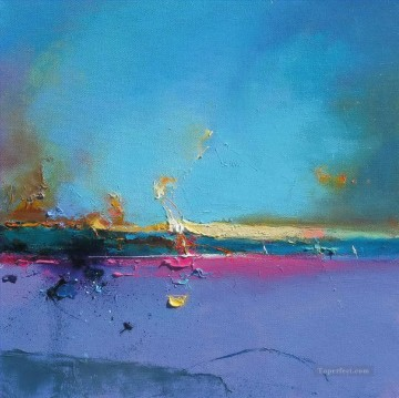 Seascape Painting - Beul an Latha abstract seascape