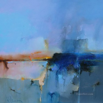 Blue Drift abstract seascape Oil Paintings