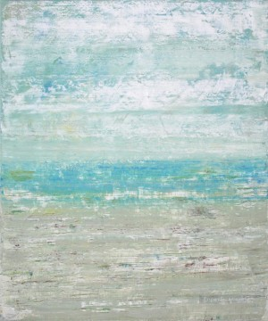 Sand and Sea abstract seascape Oil Paintings