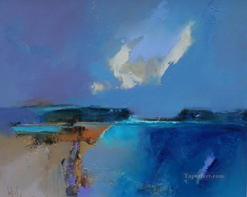 abstract seascape 045 Oil Paintings
