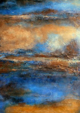 seascapes seascape Painting - abstract seascape 055