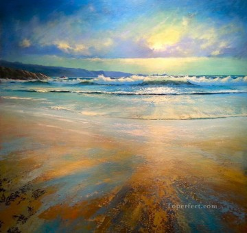 Seascape Painting - abstract seascape 075
