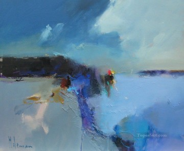 seascapes seascape Painting - abstract seascape 081