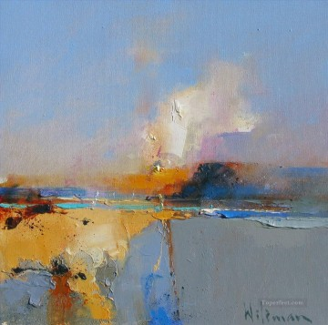 cloud burst poldhu abstract seascape Oil Paintings