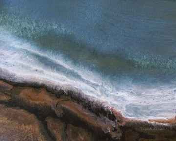 confluence abstract seascape Oil Paintings