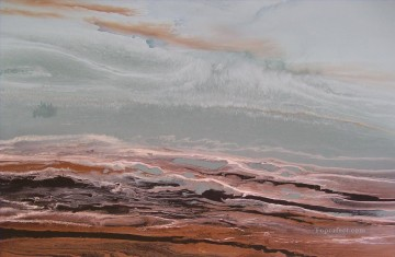 the arrival 2 abstract seascape Oil Paintings