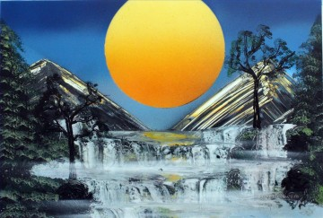 spray art 45 Oil Paintings