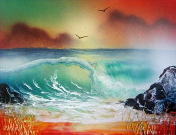 spray art 48 Oil Paintings