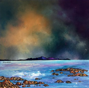 storm arran troonap Oil Paintings