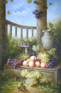 Still life Painting - jw069aE classical still life