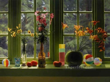 Still life Painting - sl020E classical still life