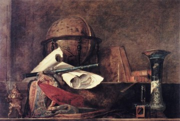 Scie Jean Baptiste Simeon Chardin still life Oil Paintings