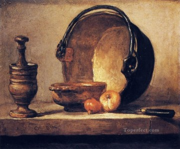 Still life Jean Baptiste Simeon Chardin Oil Paintings