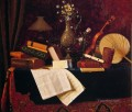 Ease William Harnett still life