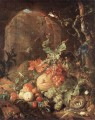 Still Life With Bird Nest Dutch Jan Davidsz de Heem