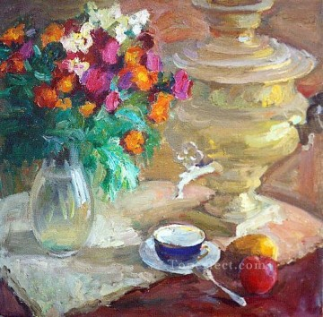 jw027cC impressionism still life Oil Paintings
