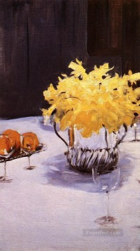 Still life Painting - Still Life with Daffodils John Singer Sargent
