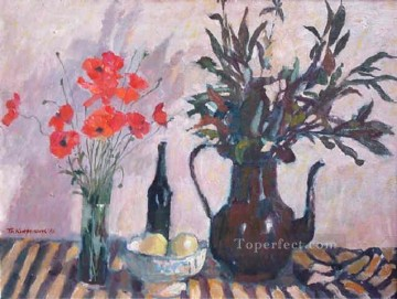 sl032C impressionism still life Oil Paintings