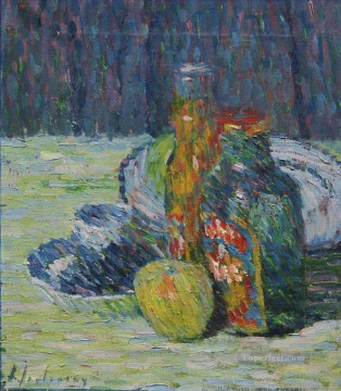 MIXED PICKLES Alexej von Jawlensky impressionistic still life Oil Paintings