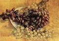 Still Life with Grapes Vincent van Gogh