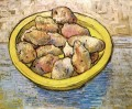 Still Life Potatoes in a Yellow Dish Vincent van Gogh