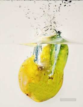 Pear realistic Oil Paintings