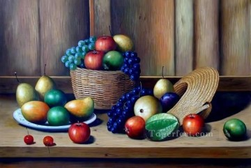 jw028bB realistic still life Oil Paintings
