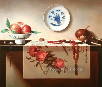 jw069bB realistic still life Oil Paintings