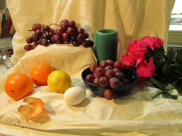 jw107bB realism still life Oil Paintings
