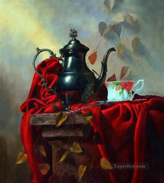 jw113bB realism still life Oil Paintings
